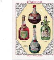 Publicité - CUSENIER - LIQUEURS De LUXE - Alcohols