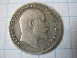3 Pence 1902 - 1902-1971: Postviktorianische Münzen