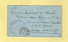 Hopital Temporaire - Chateau Du Loir - Sarthe - 22-3-1915 - Guerra De 1914-18