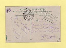 Hopital Temporaire N°30 - Trouville - 26 Avril 1915 - Guerra De 1914-18