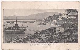 Philippeville , Vue Du Port - Skikda (Philippeville)