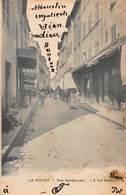 CPA LA CIOTAT - Rue Ganteaume - La Ciotat