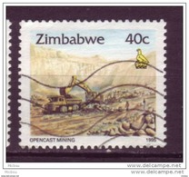 Zimbabwe, Mine, Camion, Truck, Minéraux, Minerals - Minerali