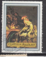 Coq, Rooster, Art, Peinture, Painting, Verlat - Galline & Gallinaceo