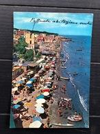 ISCHIA PONTE LA SPIAGGIA DEI PESCATORI  1961 - Napoli (Naples)