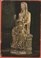 Tematica - Vergine Maria E Madonne - Liège, Eglise Saint-Jean L'Évangéliste - Célèbre Vierge - Wrote But Not Sent - Vergine Maria E Madonne