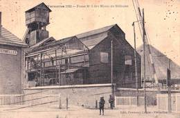CPA  : Vermelles (62)  Rare Fosse N° 3  En 1922  Mines De Béthune    Ed Fynnaert Crépin - France