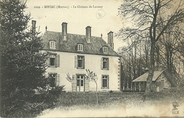 MINIAC  MORVAN -- Le Château De Launay                              -- HLM 1029 - France
