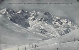 05 - Le Massif De La Meije (hiver), Vu Du Lautaret - Altri Comuni