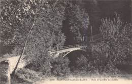 74 - SAINT-GERVAIS-LES-BAINS - Pont Et Gouffre Du Diable - Saint-Gervais-les-Bains