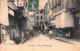 CPA LA CIOTAT - Rue De L' Horloge - La Ciotat