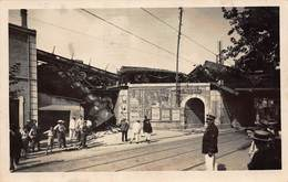 CPA Accident Ferroviaire - TOULON - Toulon
