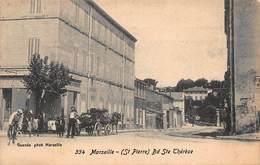 CPA MARSEILLE - ( St Pierre ) Bd Ste Thérèse - Marseille