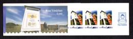 ALAND 2006 - Carnet Yvert N° C266 - Facit H20 - NEUF ** / MNH - Booklet - Timbre Personnalisé, Postage D'une Lettre - Aland