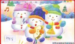 NOËL WEIHNACHTEN (2248) CHRISTMAS KERST NAVIDAD NATALE - Natale