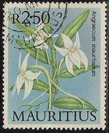 Mauritius SG735 1986 Orchids 2r.50 Good/fine Used [40/32923/1D] - Mauritius (1968-...)