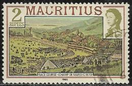 Mauritius SG543B 1985 Definitive 2r Good/fine Used [40/32924/1D] - Mauritius (1968-...)