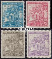 1938 España  Ed FT-16/20  (Sin 20) Santiago Apostol  *MH Buen Estado, Nuevo Con Charnela  (Edifil) - Wohlfahrtsmarken
