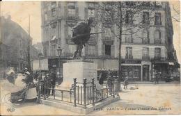 PARIS - Franc-Tireur Des Ternes - Arrondissement: 17
