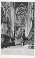 AMIENS - N° 173 - LA CATHEDRALE - LA NEF ET LES STALLES DU CHOEUR - CPA NON VOYAGEE - Amiens