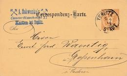 Bergbau: Concordia Schacht II, Kosten 1890 - Deutschland
