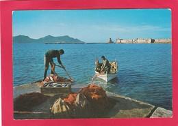 Modern Post Card Of Methone,Aegean In Greece,D29. - Grecia