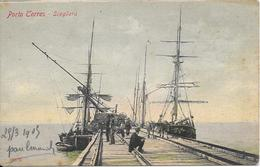 Porto Torres - Scogliera - Italie