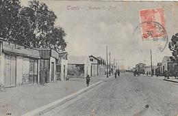 Tunisie )   TUNIS  - Avenue Du Port - Tunisia