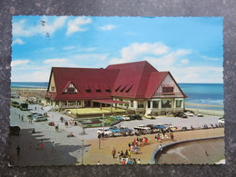 Middelkerke - Casino - Voitures - Cars - Promenade - Plage - Beach - Middelkerke