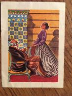"""CHROMO, IMAGE """"CIBON"""" N°2.91, Extraite Du Livre Le Général Dourakine (entrtien Avec Mme Papofski) - Chromos"""