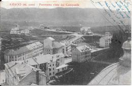 1918 - ASIAGO - Panorama Visto Dal Campanile - Italia