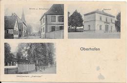 1918 - Oberhofen - BE Berne
