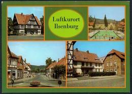 D0847 - Ilsenburg - Bild Und Heimat Reichenbach - Ilsenburg