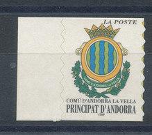 Andorre N°528** Blason - Andorra Francesa
