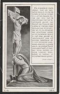 Noordschoote, 1922, Amandus Buseyne, Pyck - Images Religieuses