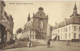 WAVRE - Place De L'Hôtel De Ville - Wavre