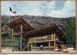 """06 / LES AMPHONS D' ESCRAGNOLLES - Distillerie """"La Source Parfumée"""" (années 60) - Route Napoléon - Francia"""