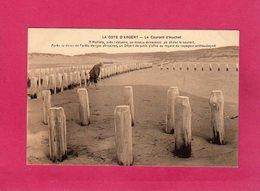 40 Landes, Rare, La Côte D'Argent, Le Courant D'HUCHET, MOLIETS, Animée, (Roger Sourgen) - Ohne Zuordnung