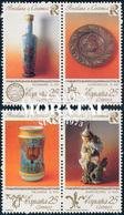 1991 Espagne  Yv 2727/2730 Patrimoine National UNESCO **SC TTB Très Beau, Neuf Sans Charnière  (Yvert&Tellier) - 1991-00 Neufs