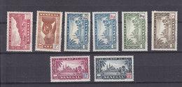 SENEGAL 179/186  LUXE NEUF SANS CHARNIERE - Senegal (1887-1944)