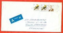 Belgium 1999. Envelope Past Mail. Airmail. - Belgium