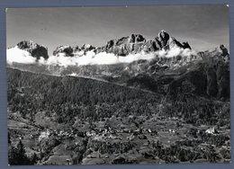 °°° Cartolina - Rivamonte Panorama Con Il Gruppo Dell'agner Viaggiata °°° - Belluno