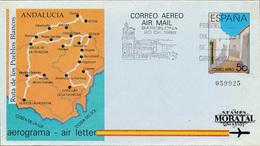 1988 Espagne  Yv 0 Villages De Charme  (o) Oblitere TB Beau  (Yvert&Tellier) - Stamped Stationery