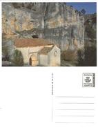 SPAIN. POSTAL STATIONARY. HERMITAGE OF SAN BAROLOME (SORIA) - Enteros Postales