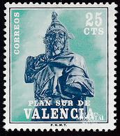 1975 Espagne  Yv 0 Jaime I Histoire **SC TTB Très Beau, Neuf Sans Charnière  (Yvert&Tellier) - Wohlfahrtsmarken