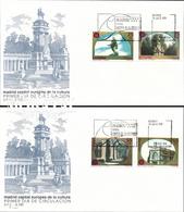 1991 Espagne  Yv 2731/2734 Madrid CEC  Cachet (Premier Jour) TB Beau (FDC)  (Yvert&Tellier) - FDC