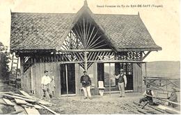 Stand Forestier Du Tir Du BAN-DE-RUPT  ( Vosges ) - Other Municipalities