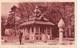 LAOS(EXPOSITION 1931 PARIS) - Laos