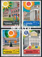 1992 Spain  Sc B202/203 Madrid CEC  **MNH Very Nice, Mint Hever Hinged  (Scott) - 1991-00 Neufs