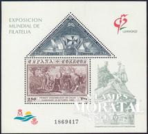 1992 Spain  Sc 2671 Sheets Granada Exposition **MNH Very Nice, Mint Hever Hinged  (Scott) - 1991-00 Neufs